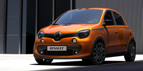 Renault Twingo GT: rear-drive city car gets Renault Sport boost