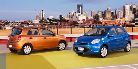 Nissan Micra :: 12,859 hatchbacks join Takata airbag recall in Australia