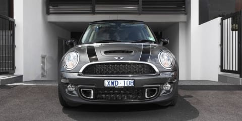 Mini sedan in running for bigger Mini range