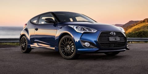 2016 Hyundai Veloster Street Turbo:: new special on sale in Australia