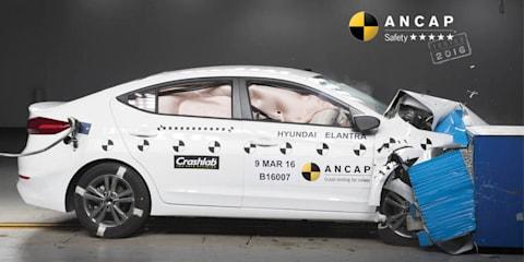 2016 Hyundai Elantra and Kia Picanto get five-star ANCAP rating
