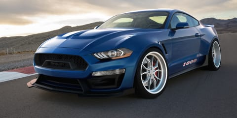 Shelby 1000: Next-gen track special revealed