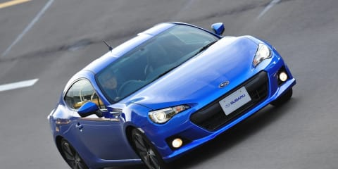 Subaru BRZ officially confirmed for Australia