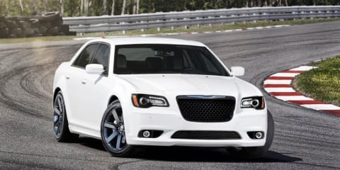 2012 Chrysler 300C on track for Australia in July 2012