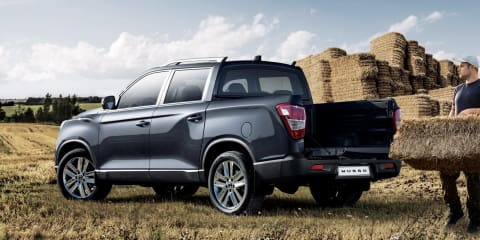 SsangYong returning to Australia