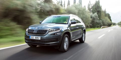 Skoda Kodiaq SUV fast-tracked for Australia, mid-$40K start point expected