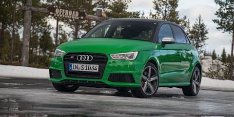 Audi S1 Sportback Review