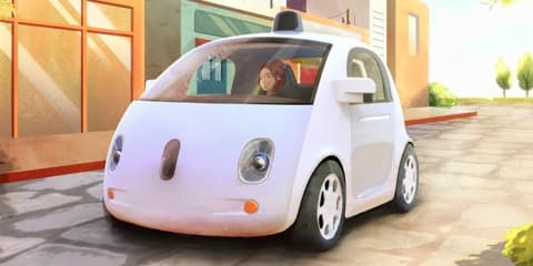 Google launches self-driving car with no pedals or steering wheel