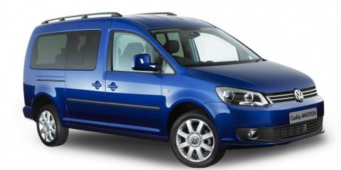 Volkswagen Caddy 4MOTION at Australian International Motor Show 2011