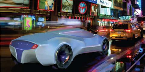 Lotus Esira Concept