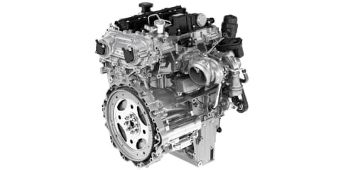 Jaguar Land Rover Ingenium petrol engines, new eight-speed DCT announced