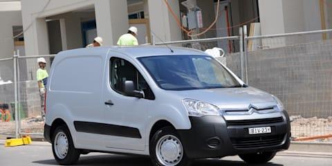 2009 Citroen Berlingo range released
