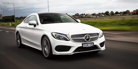 2016 Mercedes-Benz C300 Coupe v BMW 430i comparison