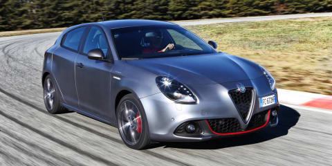 2017 Alfa Romeo Giulietta detailed ahead of October debut: Super, Veloce badges return