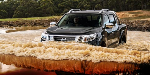 2018 Nissan Navara ST-X off-road review