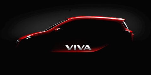 Holden to look at Vauxhall Viva city car