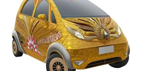 Titan Industries to launch gold-plated Tata Nano
