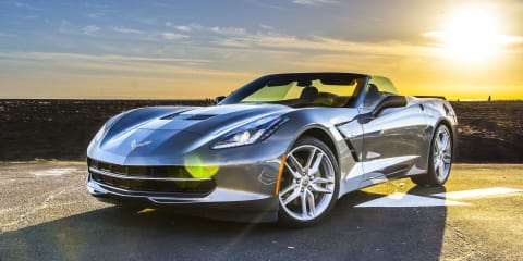 2015 Chevrolet Corvette Stingray Convertible : Review