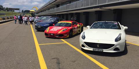 MotorWorld Sydney:: Australia's new car festival launches