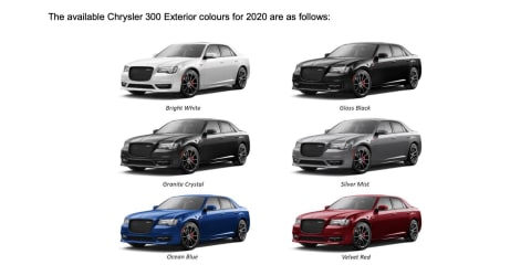 Chrysler 300 SRT stripped back to one model, gets price rise
