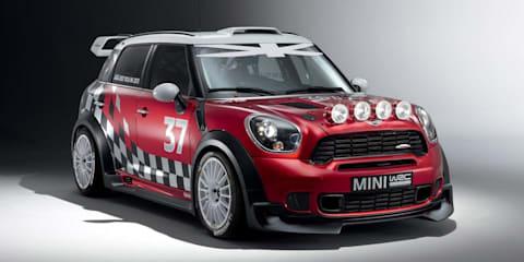 MINI Countryman WRC road car in the works: rumour