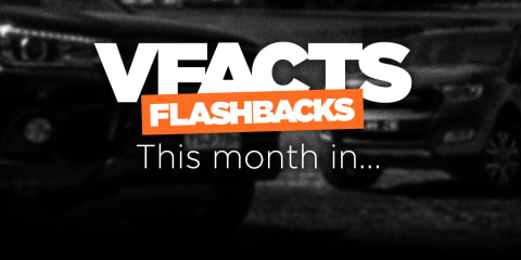 VFACTS Flashbacks: March sales figures from the archives