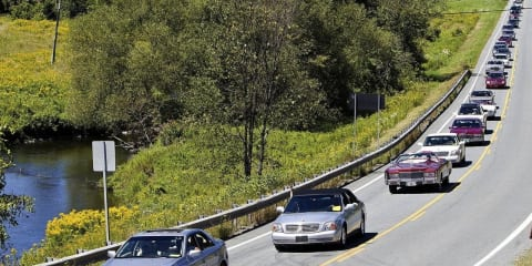 Cadillac parade of 298 sets Guinness world record