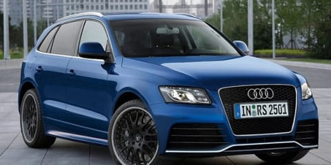 Audi registers SQ5, RSQ5 performance nameplates: report