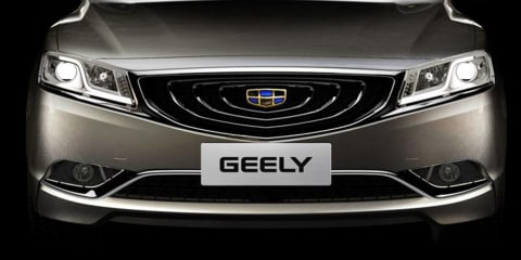 Geely to buy stake in Mercedes-Benz - report