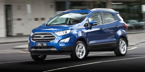 2018 Ford EcoSport quick drive review