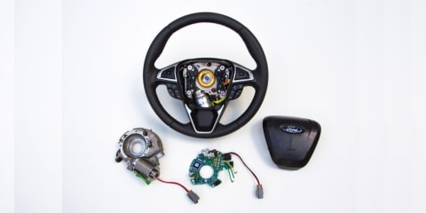 Ford to introduce adaptive steering in 2015
