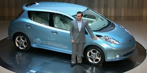 Nissan's Electric Vehicles - high demand, low supply