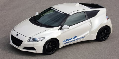Honda R&D behind-the-scenes experience: Testing the brand's future powertrains and tech