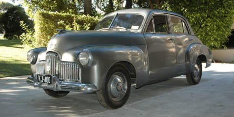 Holden: first Australian-made prototype sells for $600K at auction