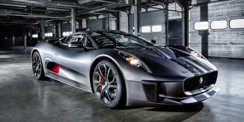 Jaguar C-X75 behind-the-scenes development video