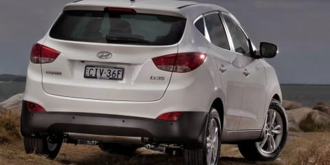 2013 HYUNDAI iX35 SE Review