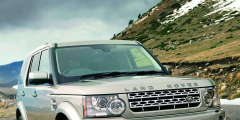 2009 Land Rover Discovery 4 revealed