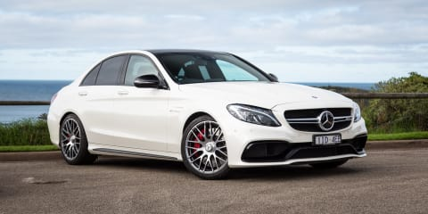2015-16 Mercedes-AMG C63 recalled