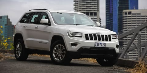 2014 Jeep Grand Cherokee recalls : ESC issue, safety tech problems for large SUV