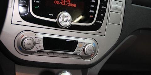 Ford Kuga 2008 Geneva Motor Show
