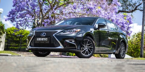 2017 Lexus ES350 review