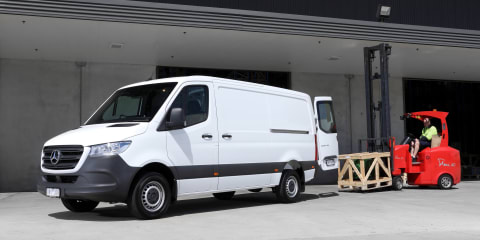 MY2019-2020 Mercedes-Benz Sprinter with rotating seats recalled
