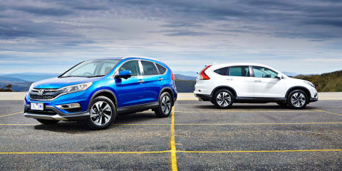 2015 Honda CR-V Series II pricing and specifications