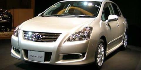 Toyota Corolla AWD?