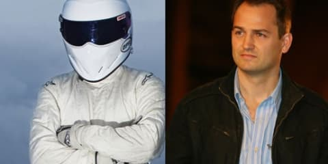 Ben Collins is the Stig, apparently