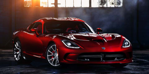 SRT Viper unveiled in New York, but won't come to Australia