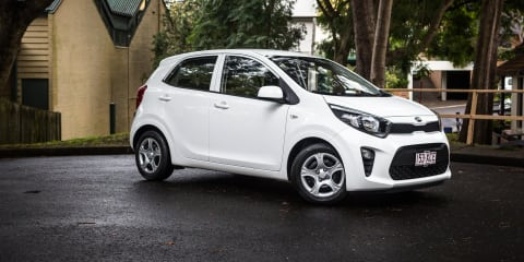 2017 Kia Picanto S manual review