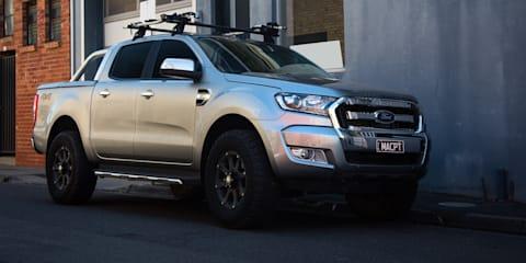 'Secret shopping' a Ford Ranger service