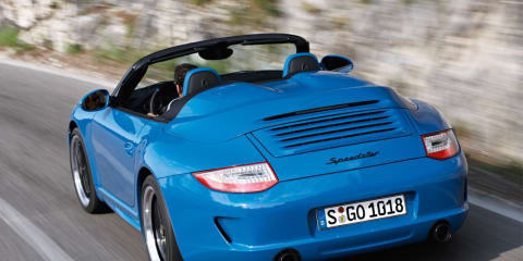 Porsche 997 Speedster and Porsche GTS Review