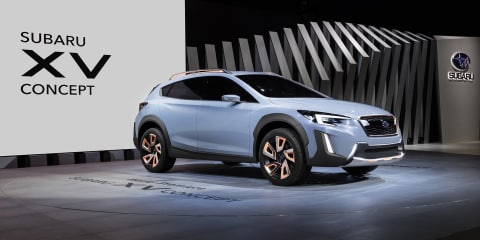 Subaru XV replacement due mid-2017, will follow same formula as current model